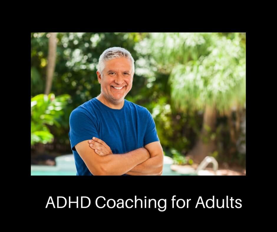 Adult adhd coach